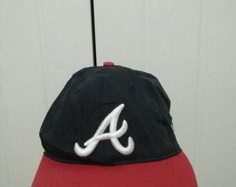Rare Vintage ATLANTA BRAVES Cap Hat Free size fit all