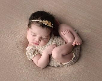 Newborn Backdrop, Sedona Backdrop, Newborn Photo Prop, Newborn Posing Fabric, Newborn Photography Fabric Backdrop, Newborn Fabric Backdrop