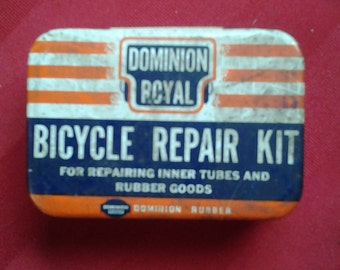Dominion Royal Bicycle Repair Kit.