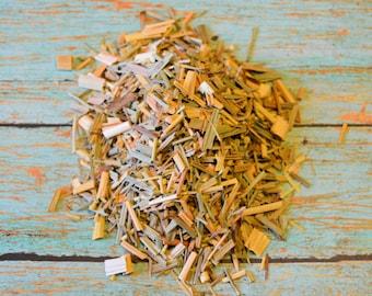 Lemon Grass (cut & sifted)  Tea herb, Soap making