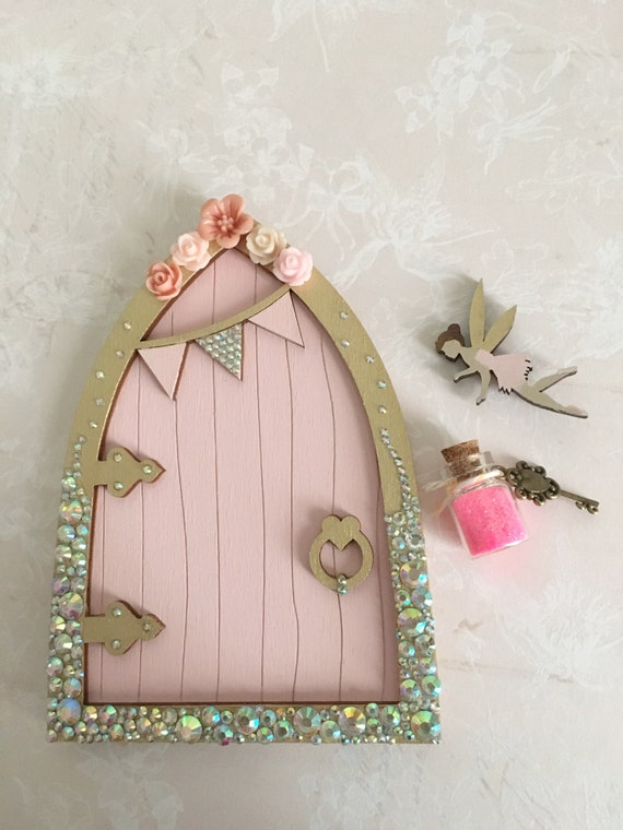 Fairy door magical fairy door dummy fairy tooth fairy door for Fairy door with key