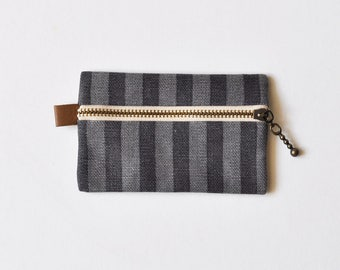 Card Pouch, Card Holder, Card Wallet, Gift Card Pouch, Credit Card Pouch - GrayFox