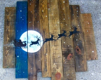 Handmade Pallet Decor