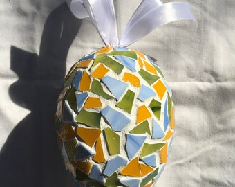 Mosaic Easter Egg