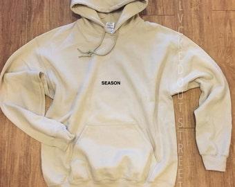 Season Tan Hoodie / Yeezy