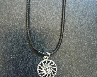 Mythical Sun Necklace