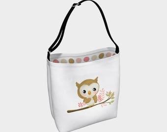 """""""OWL"""" shoulder bag"""