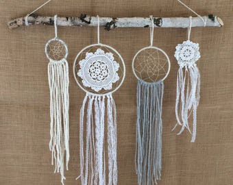 Bohemian Dream Catcher Wall Hanging