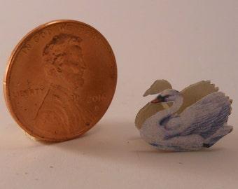 Miniature 1:48 Scale Swan Rocker KIT
