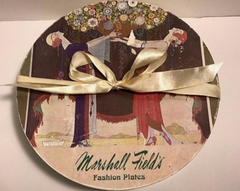 Marshall Field Fashion Plates