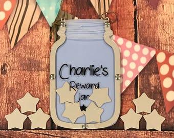 Personalised Reward Jar