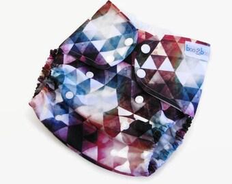 AI2 cloth diaper cover Grunge
