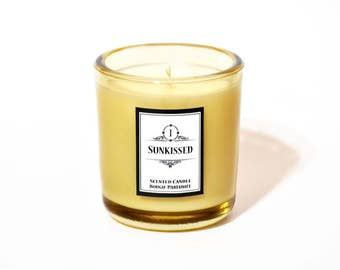 Sunkissed - Premium Soy Scented Candle 200g