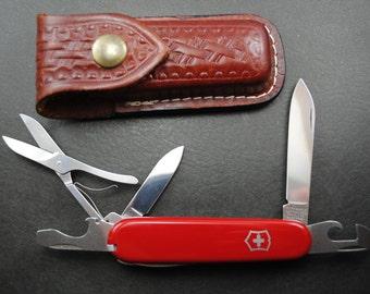 Folding Knife Sheath Etsy