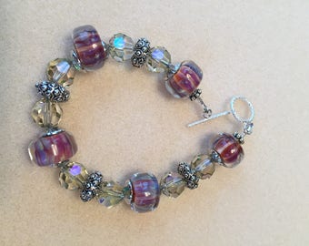 Summer Jellies Borosilicate Bracelet