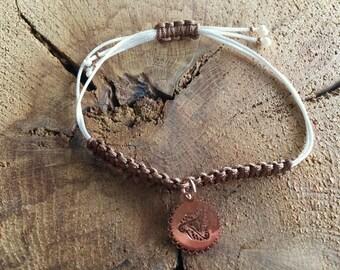 Bracelet of bracelet boho bohemian DIY
