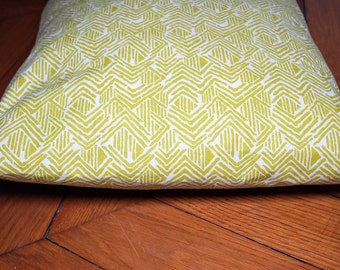 African fabric Cushion cover 40 x 40