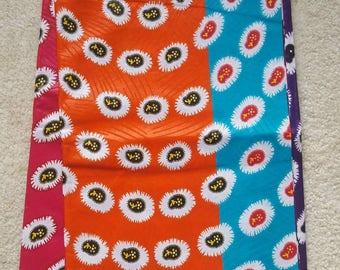 Ankara African  Stiff  Wax Print Fabric by 6 Yards