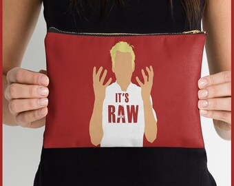 Gordon Ramsay RAW  Studio Pouch