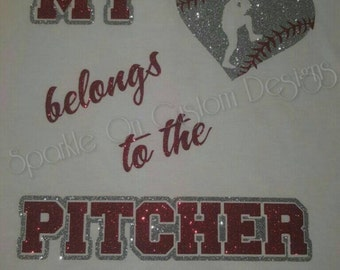My heart belongs to the pitcher
