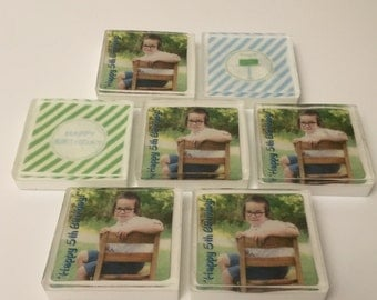 Custom Persoanlized Soap Bar With Your Photo