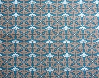 Vintage Tapestry cotton canvas - long quarter