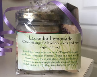 Lavender Lemonade Kit (limited quantity)