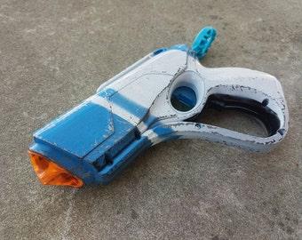 Nerf Rebelle Lumanate Maliwan/tazer gun repaint