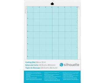 "Silhouette Cutting Mat 8"" x 12"""