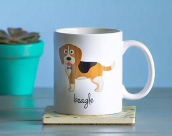 Beagle Mug (boy)