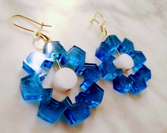 Elemental Gear Earrings