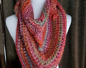 Crochet Wrap or Shawl