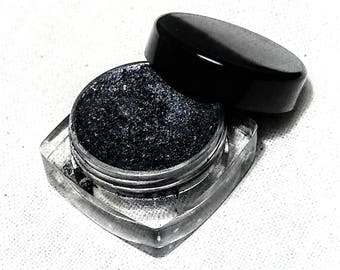 Darkness Eyeshadow - Black Eyeshadow - Neutral Eyeshadow - Goth Eyeshadow - Mineral Make-up - Mineral Eyeshadow