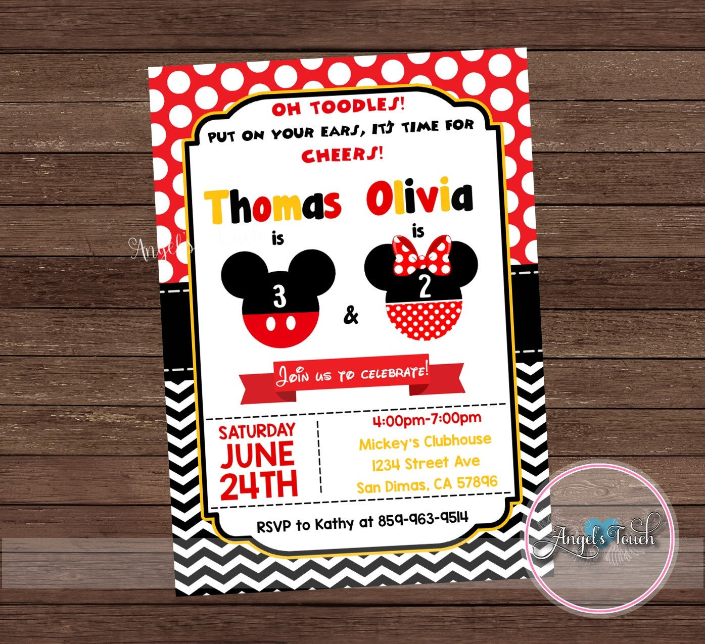 Dorable What To Put On A Party Invitation Mold - Invitations and ...