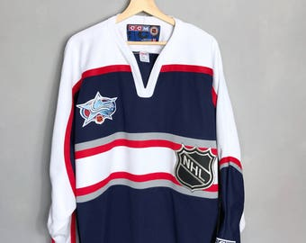 CCM NHL oversized Hockey Vintage Sweatshirt National Hockey League ice hockey Sportswear Merchandise