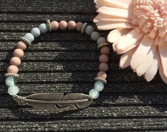 Pearl bracelet Silver Spring