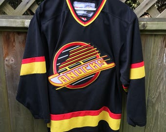 Canucks jersey