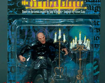 Buffy The Vampire Slayer The Master Action Figure MAC