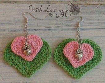 Hearts of Love Earrings