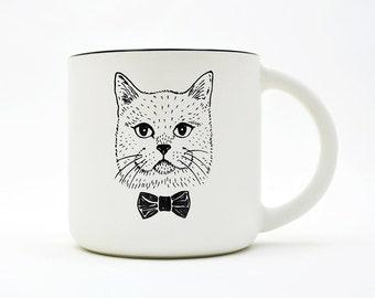 The Kitty- beautiful mug