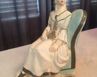 French Lady Bookend
