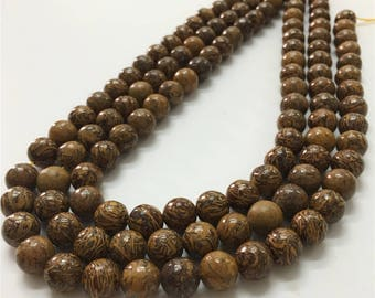 10mm Elephant Jasper Beads,Round Gemstone Beads, Wholasela Beads