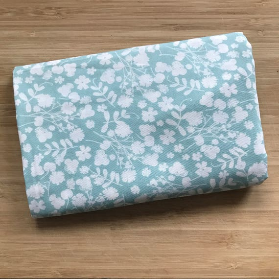 Furoshiki Gift Wrapping Cloth - Large Japanese Cotton Furoshiki - Winter Forest Design by Kendo Girl