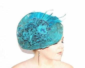 Mermaid - Saraden Designs Millinery