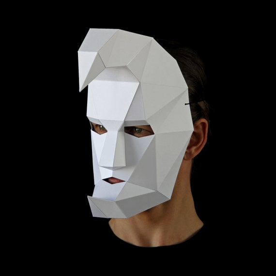 half moon mask make your own venetian mask with card using this pdf download mask template. Black Bedroom Furniture Sets. Home Design Ideas