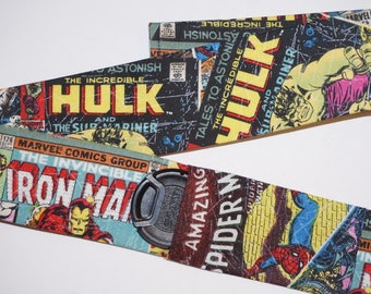 Super Hero Comic camera strap cover great for a photographer gift