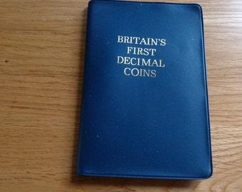 britains first decimal coins