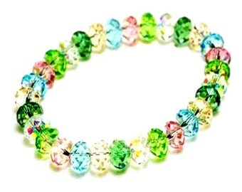 Vibrant Life Crystal Bracelet