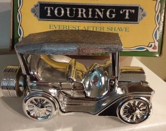 Vintage Avon Touring T Tai Winds After Shave with Box