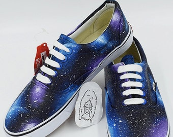Blueberry Grape Galaxy Shoes